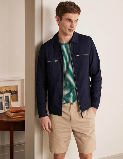 Exeter Herringbone Jacket