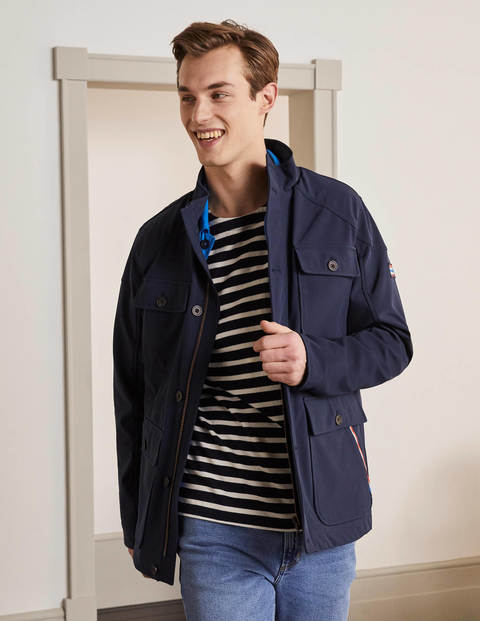 Farleigh Showerproof Jacket - Navy