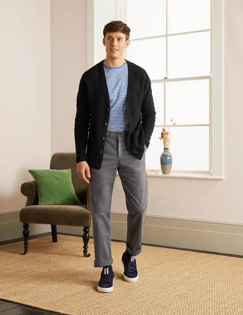 Pantalon chino léger - Gris londonien