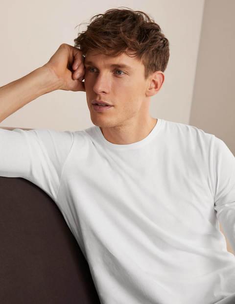 Langärmliges Vorgewaschenes Shirt