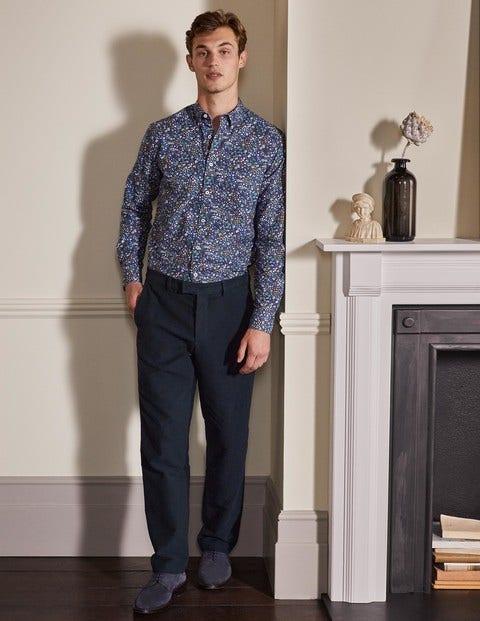 Pantalon Lothbury en velours de coton