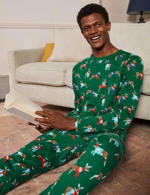Jersey Pyjama Set