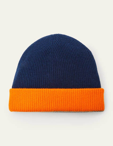 Reversible Merino Hat