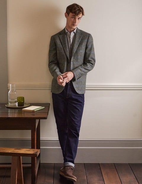 Caldey Blazer aus britischem Tweed