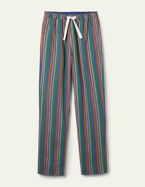 Schlafanzughose aus Baumwollpopeline