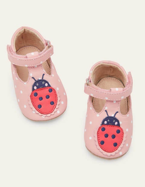 Novelty Leather Baby Shoes