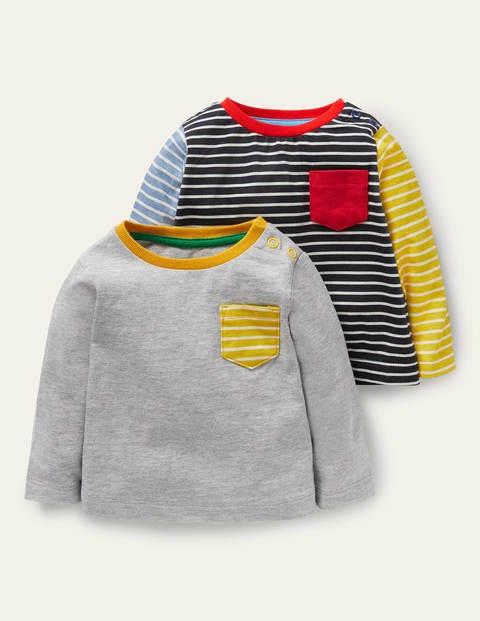Hotchpotch Twin Pack T-shirts