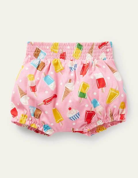 Printed Jersey Shorts