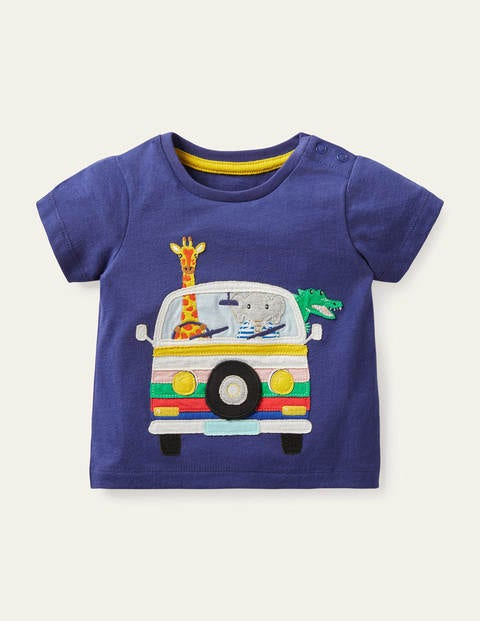Animal Adventures Flap T-shirt