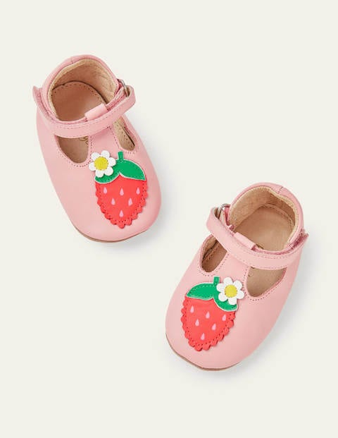 Fun Leather Baby Shoes