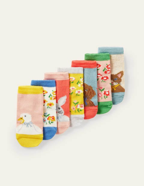 Sock Box 7 Pack