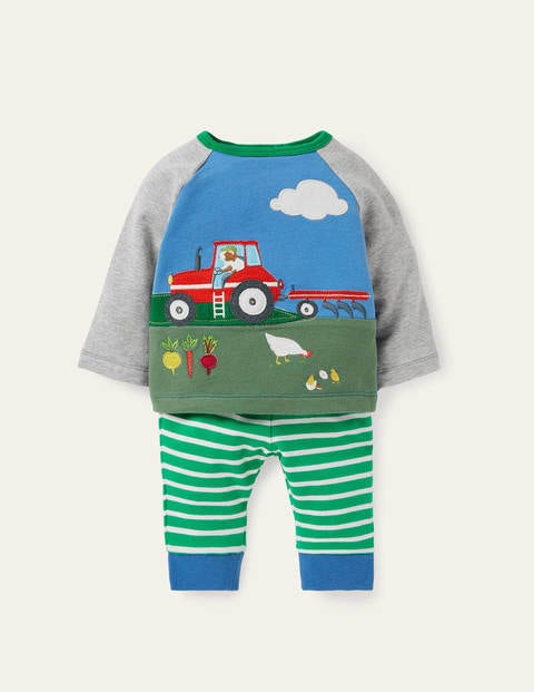 Appliqué Jersey Play Set
