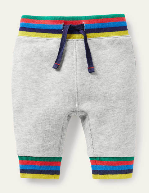 Rainbow Rib Jersey Bottoms