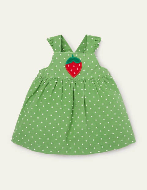 Spotty Cord Pinnie