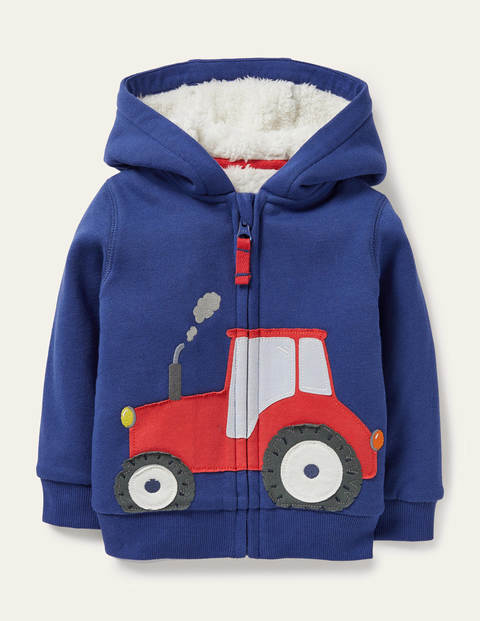 Novelty Zip-up Hoodie