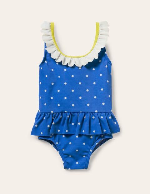 Frill Waist Swimsuit
