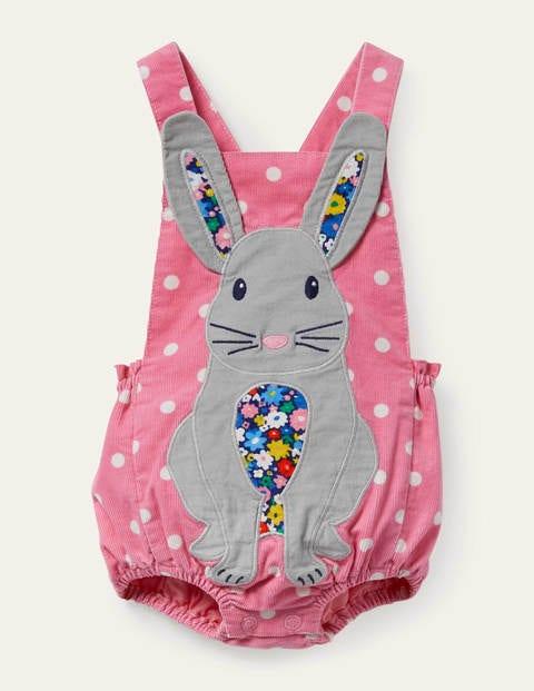 Cord Bunny Romper