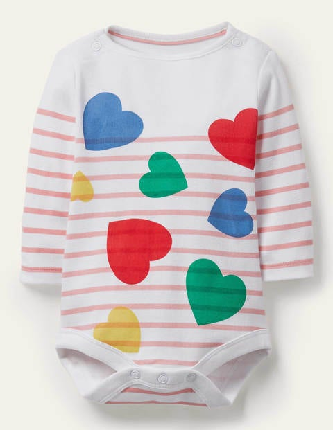 Hearts Breton Body - Small Heart