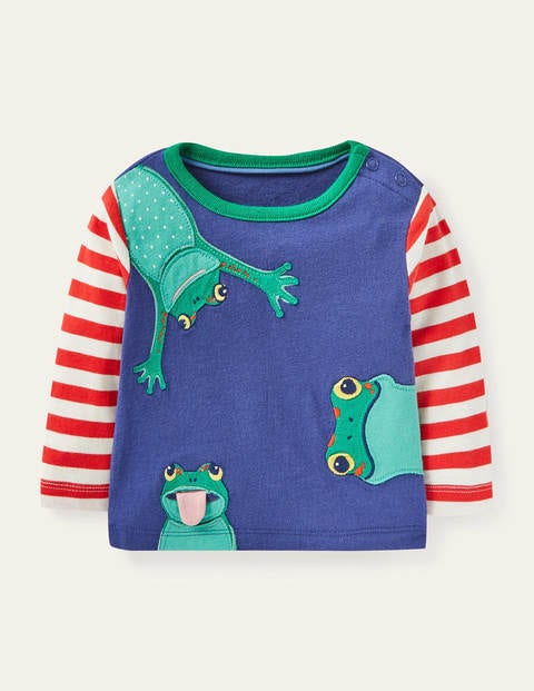 Peeking Frogs T-shirt