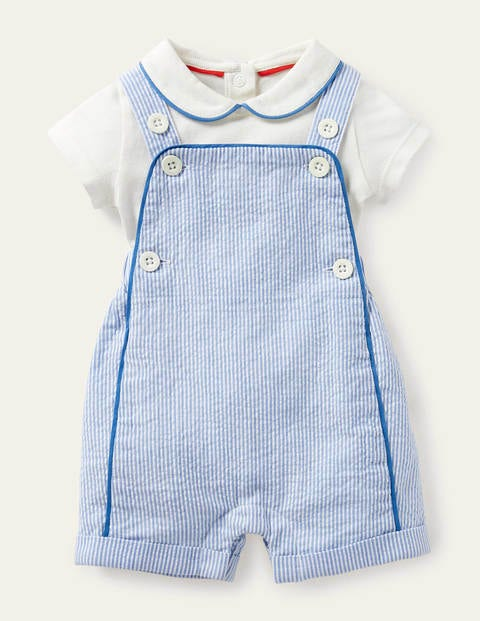 Nostalgic Dungaree Set
