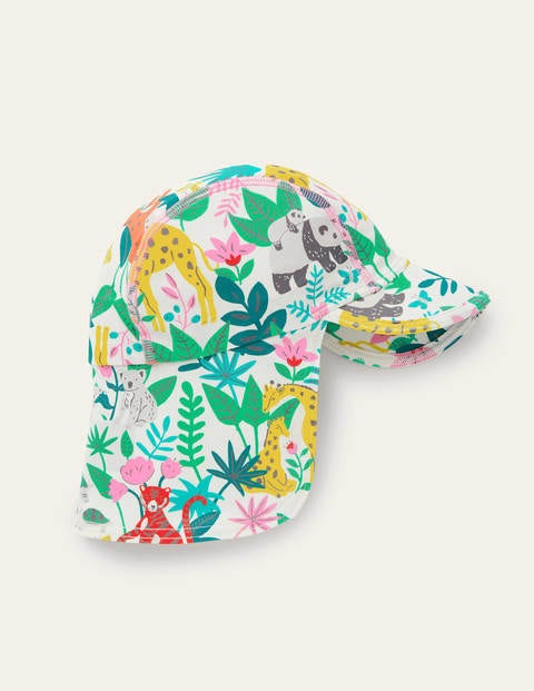 Sun-safe Swim Hat - Multi Jungle