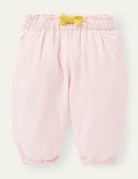 Woven Paperbag Pants