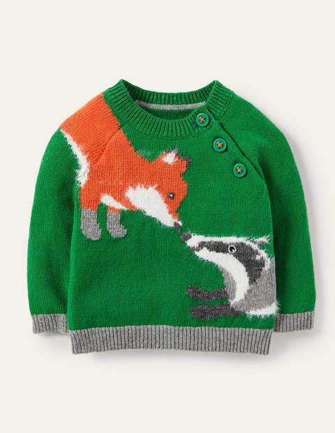 Fun Logo Sweater