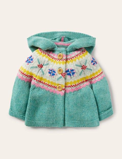Fairisle Knitted Jacket