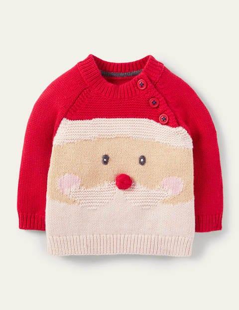 Fröhlicher weihnachtlicher Pullover