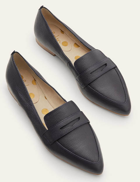 Flexi Sole Penny Loafers