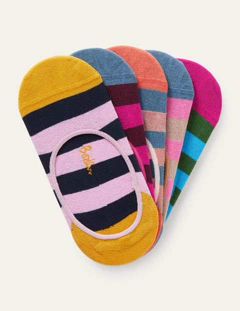 Five Pack Secret Socks