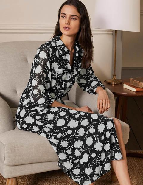 Abigail Midi Shirt Dress