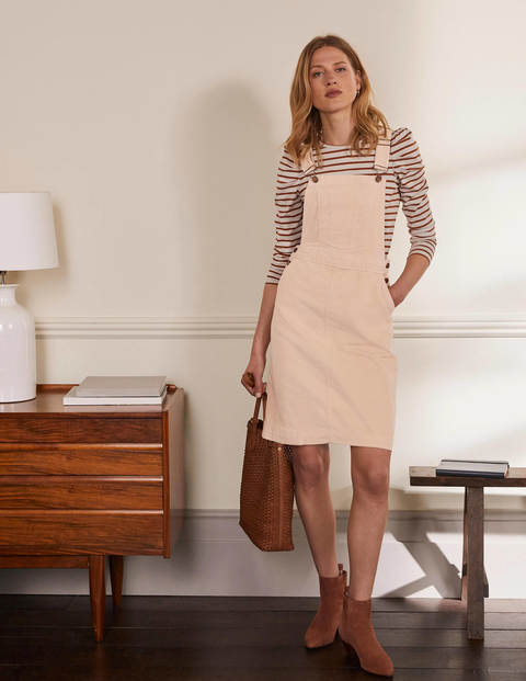 Easy Overall Dress