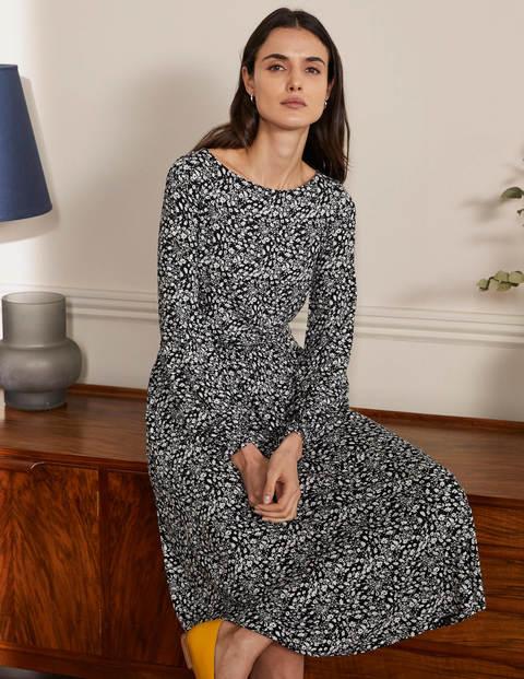 Evelyn Jersey Midi Dress