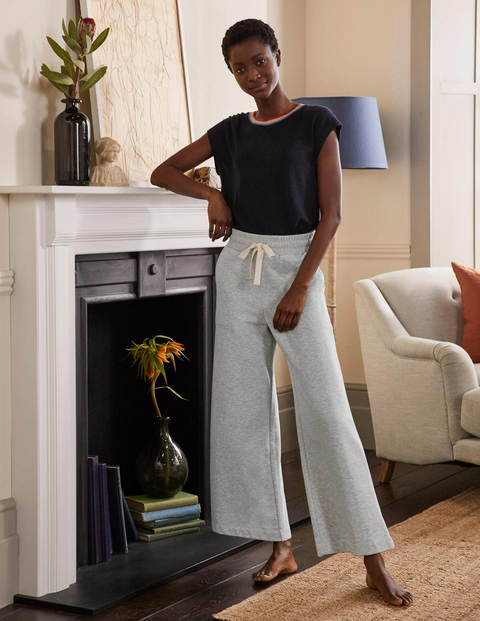 Thelma Cropped Jersey Joggers