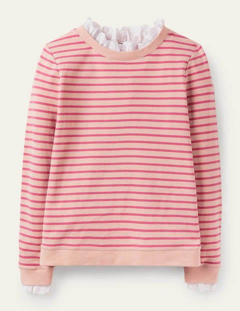 Holly Sweatshirt aus Jersey