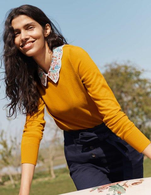 Colette Collar Jumper