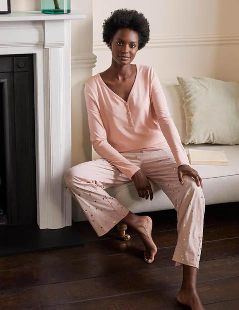 Emma Long Sleeve Pyjama Top