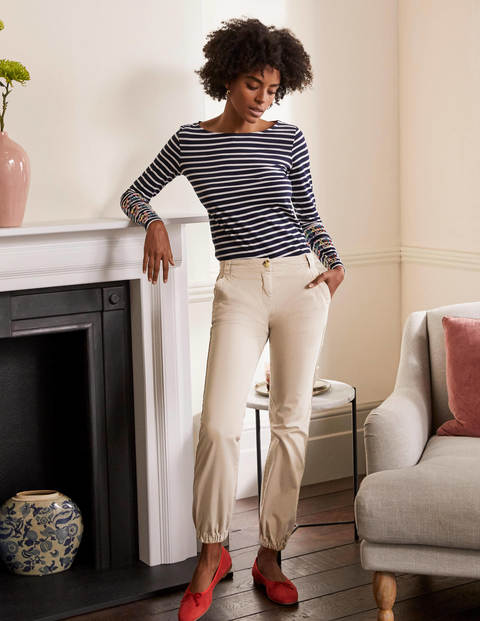 Gowrie Trousers - Linen