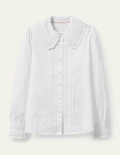 Clare Broderie Shirt