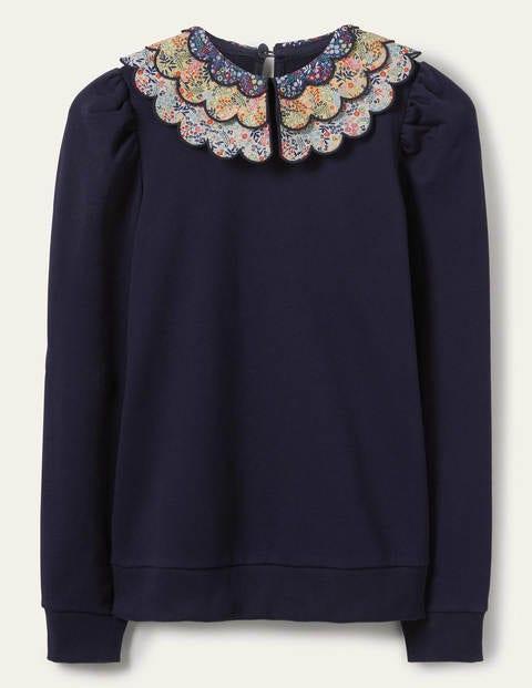 Hattie Collar Sweatshirt