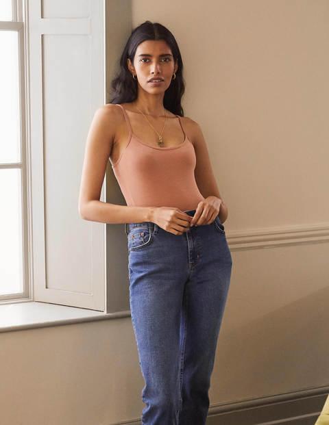 Plain Cami - Vintage Blush