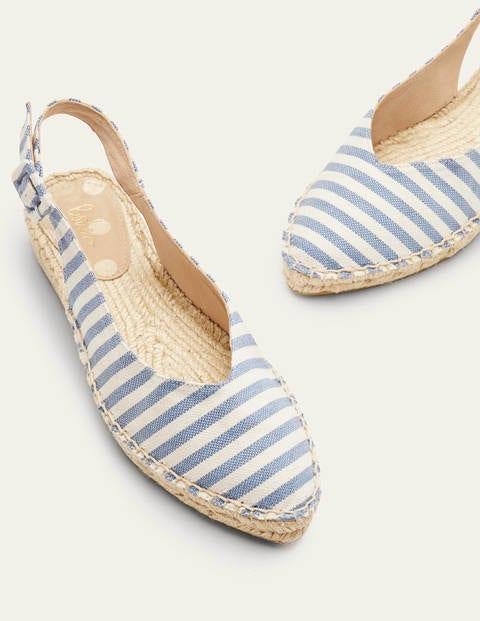 Slingback Espadrille Sandals