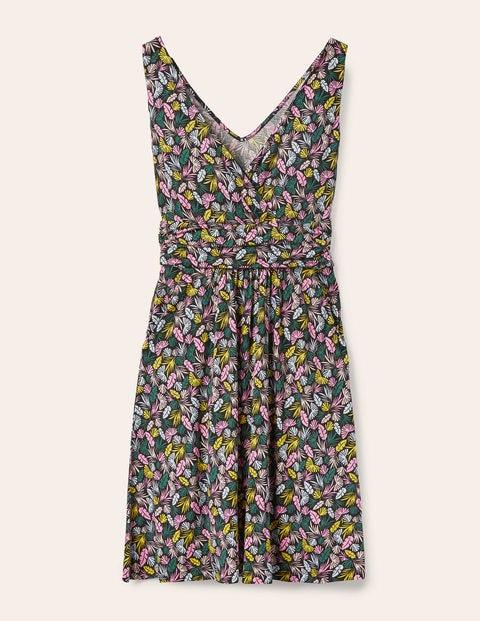 Effie Jersey Dress