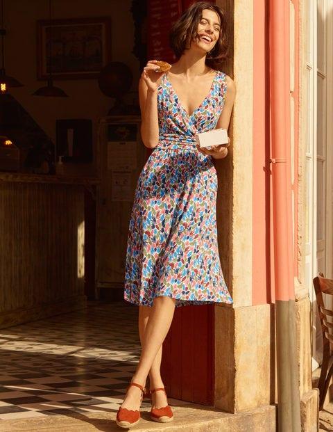 Effie Jerseykleid