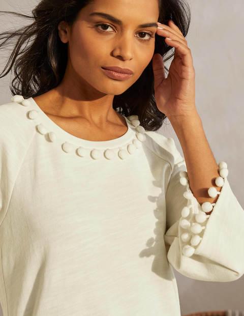 Layla Sweatshirt - Ivory