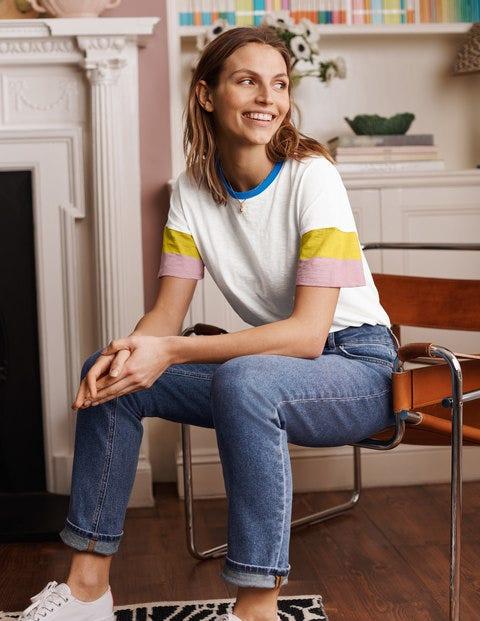 Clarissa Jersey-T-Shirt