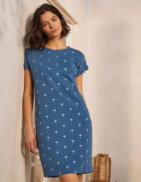 Faye T-Shirt-Kleid aus Jersey