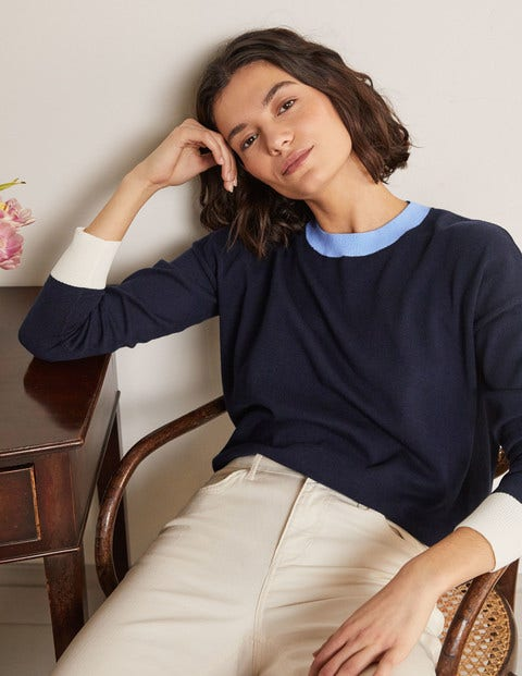 Charlotte Relaxed Jumper