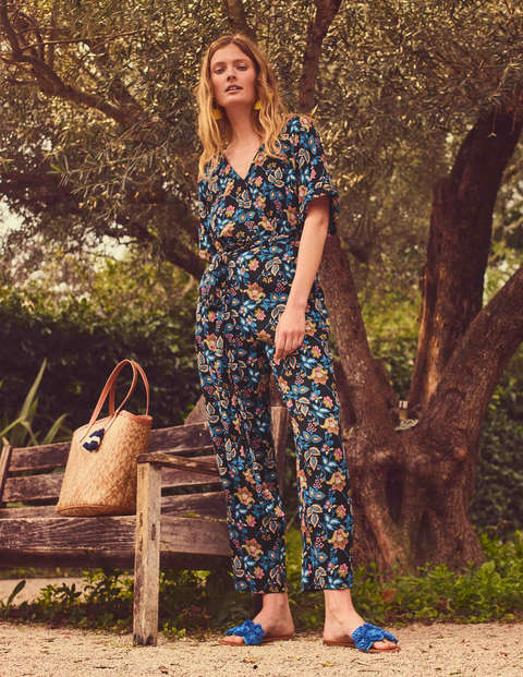 Alice Wrap Jumpsuit